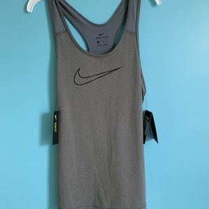 NWT Nike DRI-FIT Logo Tank